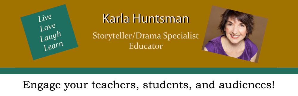 Storytelling/Karla Huntsman
